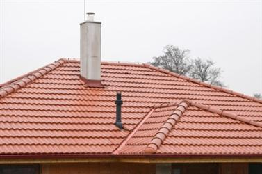 Tile roof in West Lake Hills TX